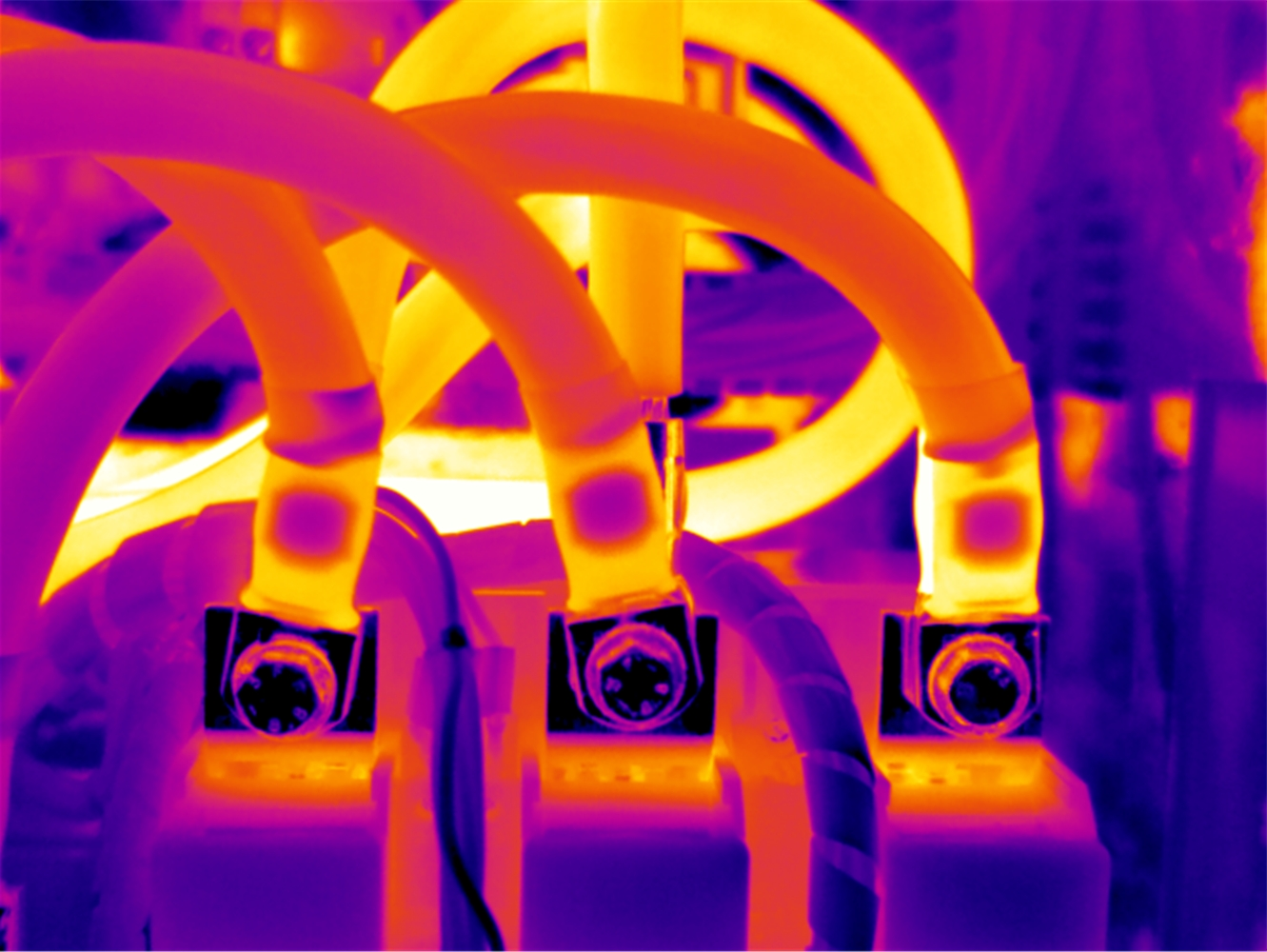 Infrared Thermography Inspection Maryland Home