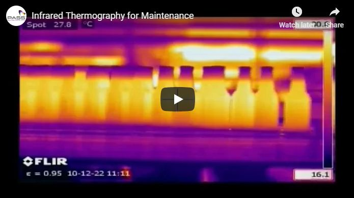 still image of Infrared Thermography for Maintenance video